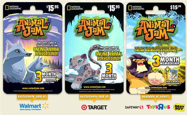 animal-jam-gift-cards