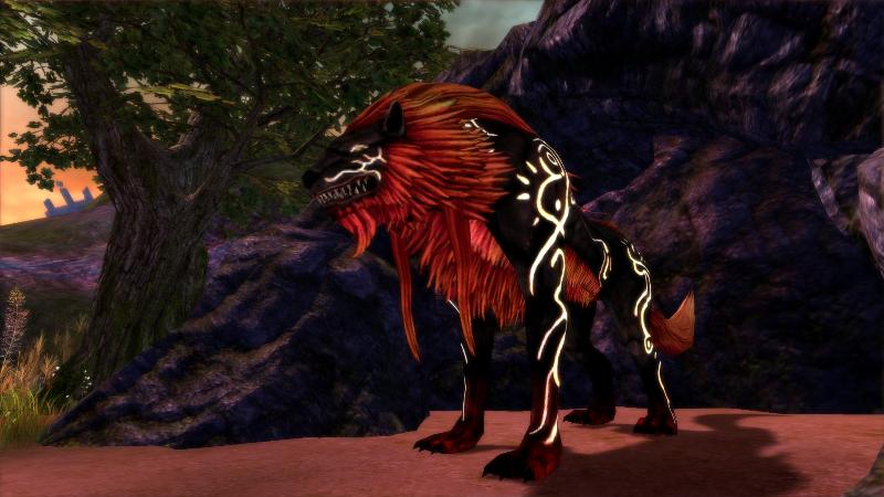scarlet-blade_lion